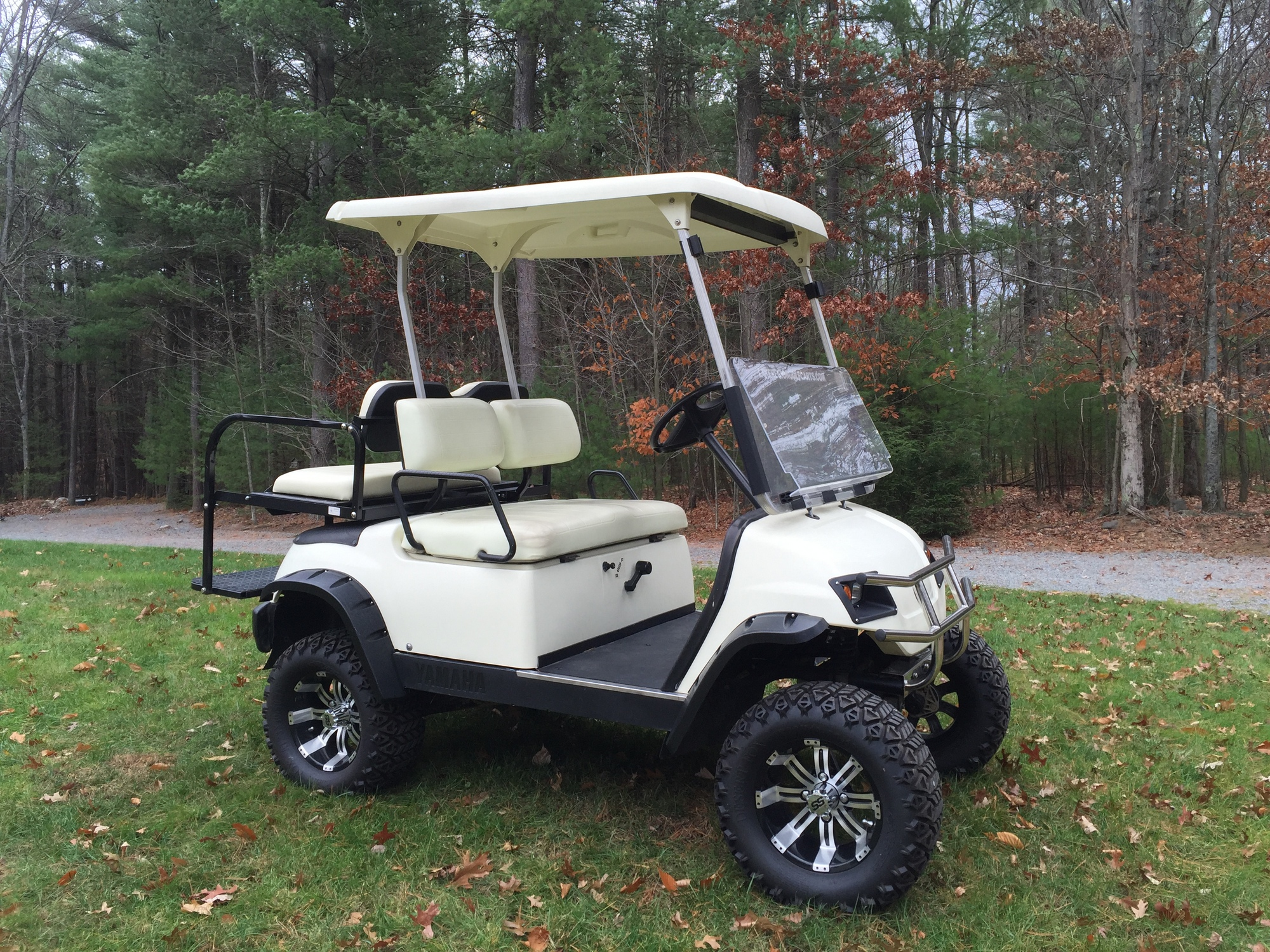 Yamaha Golf Cart Sunshade