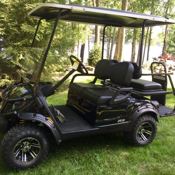 2015 Yamaha 2Plus2 Adventurer, golf carts lake wallenpaupack, golf carts for sale, yamaha golf carts